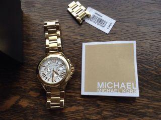 Michael Kors Armbanduhr Uhr Chronograph Mk5635 Bild