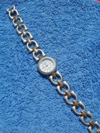 Neue Armbanduhr,  Silber/gold,  Quartz Bild