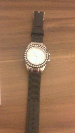 Damen - Armbanduhr,  Austauschbare Lünetten,  Wechsel - Armbänder Bild