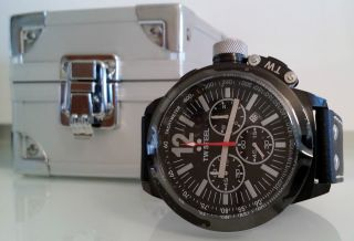 Tw Steel Twce 1034 Ceo Canteen Xxl Edelstahl Chronographen Uhr Ø 5,  0 Cm Bild