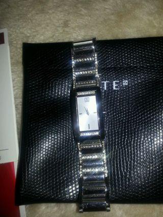 Silberfarbene Armbanduhr Von Jette Joop Mit Kassenbon Bild