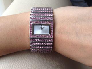 Christ Armbanduhr Damen,  Rosa Wie Bild