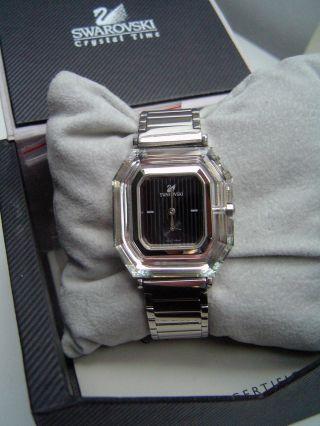 Swarovski Crystal Tokyo Uhr Watch♥w Ovp♥art.  1791734 Rar♥merry Xmas Bild