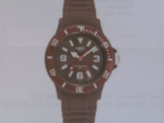 Ovp Neo Watch - 1 Brown Armbanduhr Damen Herren N1 - 004 Unisex Vk 69,  90 Eu Bild
