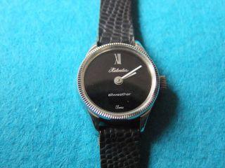 Helvetia,  Damenuhr,  Fhf 69 - N Uhrwerk Swiss Made,  Allweather,  Vintage Bild