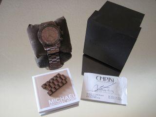 Michael Kors Mk - 5543 Damen - Armbanduhr / Chronograph Bild
