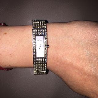 Dkny Uhr Damen Swarovski Top Weihnachtsgeschenk Bild
