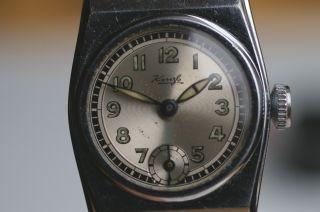 Kienzle Armbanduhr 1930er Jahre Kaliber Kienzle Sehr Seltene Sammleruhr Top Bild