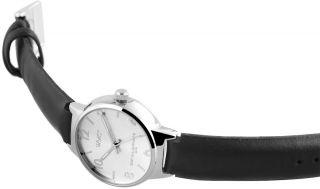 Wmc Damenuhr 3 Atm Ziffernblatt Silber Armbanduhr Swm528 Bild