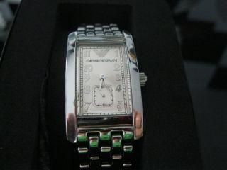 Armaniemporio Armbanduhr Gold/silber Make A Statement Edel&zeitlos Bild