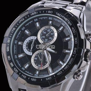 Herren Damen Fashion Paar Design - Edelstahl - Quarz - Sport - Armbanduhr Bild