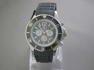 Tom Watch,  Chrono,  Cool Grey,  48 Mm,  Wa00101 Bild