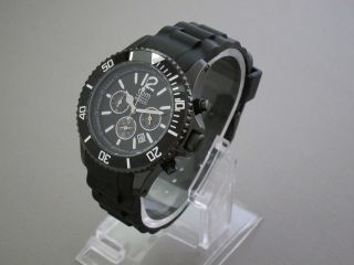 Tom Watch,  Chrono,  Black Black,  44 Mm,  Wa00093 - 1 Bild