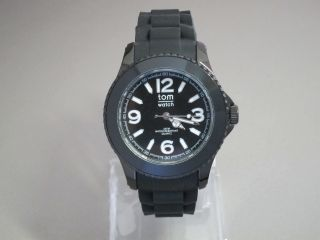 Tom Watch,  Pure Black,  44 Mm,  Wa00088 - 1 Bild