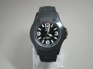 Tom Watch,  Pure Black,  48 Mm,  Wa00092 - 1 Bild