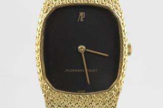 Audemars Piguet Dresswatch 18k/750 Gelbgold Handaufzug Bild