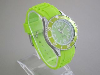 Tom Watch,  Lemon Green,  40 Mm.  Wa00062 - 3 Bild