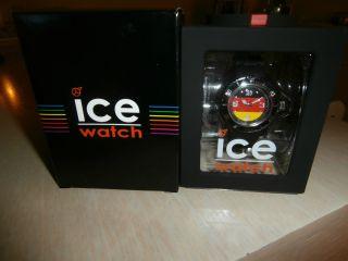 Ice Watch World Germany Small,  Ovp,  Rg Bild