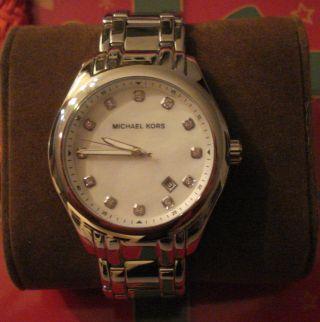 Michael Kors Uhr Mk5325 Silber /edelstahl Bild