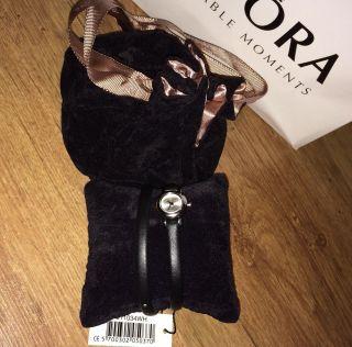 Pandora Armbanduhr Petit Circle 811034wh Paypal Möglich Nur 3 Tage Bild