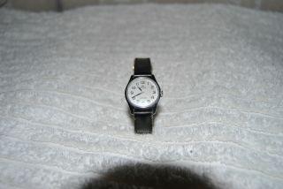 Foresta Armbanduhr,  17 Jewels - Shockproof Mit Junghans Leder Armband Bild