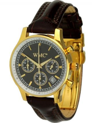 Wmc Timepieces - Damenuhr Esquire Chrono 2037 - Quarzuhr Bild