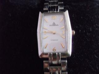 Dugena Damenuhr Armbanduhr Lady Watch Ein Schnäppchen Du - 7927 Bild