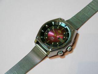 Orient Sk Crystal Automatik Herrenuhr,  Sammler Uhr Bild