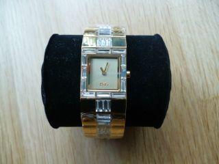 D&g Uhr Damenuhr Dw0238 Bild