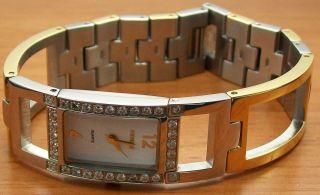 Kienzle Damen Uhr Quartz Edelstahl Bicolor Mit Metall Armband V71092337070 Bild