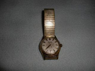 Bifora Automatic Uhr Armbanduhr Okd Alte Samleruhr 26 Jewels Bild
