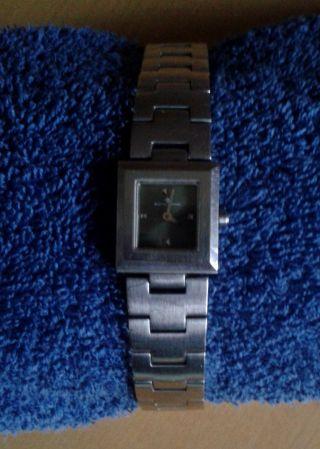 Damen Armbanduhr Alpha Saphir Stainless Steel Bild