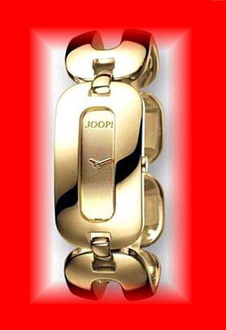 Joop Damenuhr Tl425 - 9 Vergoldet - Wie - In Ovp Bild