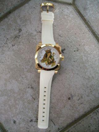 Christian Audigier For201 Armbanduhr Für Damen,  3x Getragen Bild