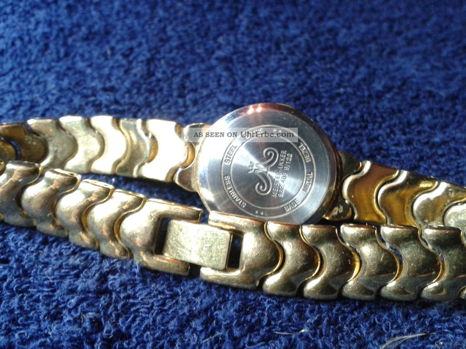 Damenuhr Meiste - Anker Quarz Analog Armbanduhren Bild