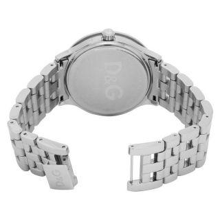 235 €uro D&g Damen Uhr / Herren Uhr Dw0144 Prime Time,  Ovp Bild
