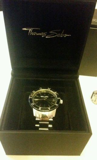 Thomas Sabo Wa0001201203 Armbanduhr Bild
