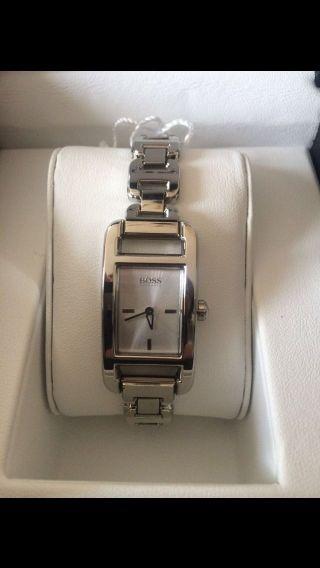 Hugo Boss Damen Armbanduhr Hb 1502338 Edelstahl Bild