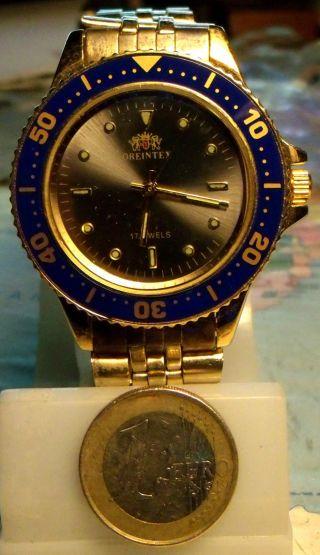 Armbanduhr Oreintex Ungetragenes Neues Sammlerstück Abholung MÖglich O3 Bild
