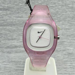 Damenuhr Quarz Nike Wt0009 - 602 Spange Spangenuhr Damenarmbanduhr Mit Licht Bild