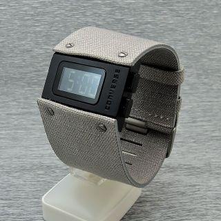 Damenuhr Herrenuhr Converse Ace Vr012 - 080 Quarz Digital Quarzuhr Armbanduhr Bild