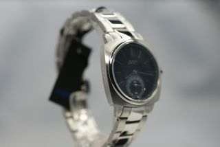 Joop Damenarmbanduhr Jp1003528 Retro Schwarz Luxus Uhr Edelstahlarmband C Bild