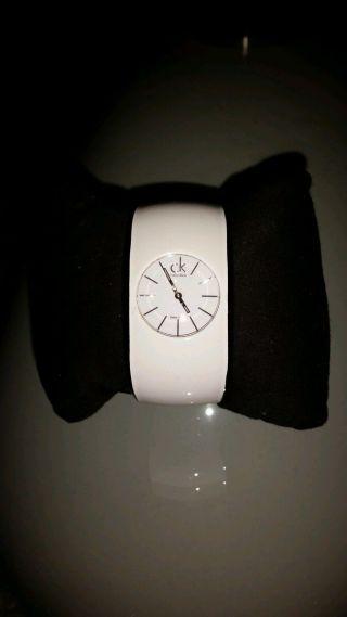 Calvin Klein K5923220 Armbanduhr Für Damen Gloss Gr.  S Bild