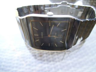 Authentic Rado Diastar Ref 152.  0366.  3 Bild