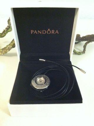Pandora Uhr Embrace 811041ls Neu/ovp Np 279 Bild