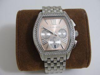 Michael Kors Mk5897 Amherst Chronograph Silber Damen Uhr Bild