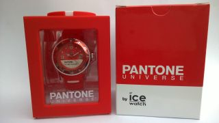 Ice Watch Pantone - Fiery Red - Pan.  Bc.  Fir.  U.  S.  13 - - Bild