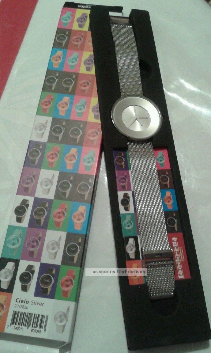 Lambretta Cielo Silver Armbanduhren Bild