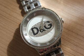 D&g Dolce Gabbana Prime Time Big Dw 0131 Uhr Armbanduhr Unisex Bild