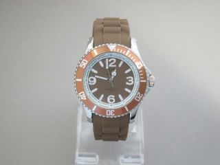 Tom Watch,  Chocolate Brown,  44 Mm,  Wa00026 - 1 Bild
